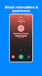 screenshot of Truecaller: Caller ID, scam calls & spam blocker