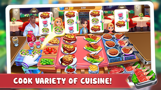 Cooking Life : Master Chef & Fever Cooking Game 8.1 screenshots 2