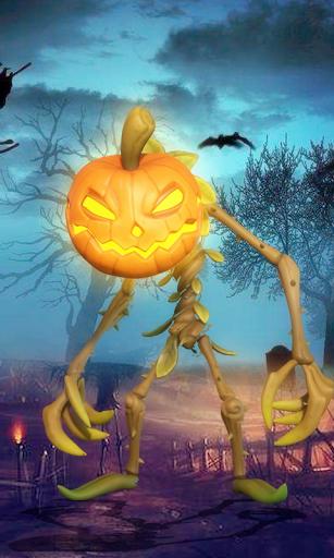 Talking Jack-o'-lantern  screenshots 4