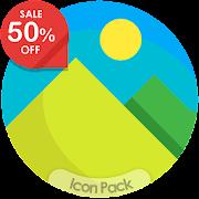 Pixel Nougat - Icon Pack