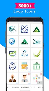 Logo Maker – Logo Creator MOD APK 1.0.43 (PREMIUM Unlocked) Generator & Designer 7