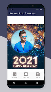 Happy New Year Photo Frame 2021 3.0 screenshots 3