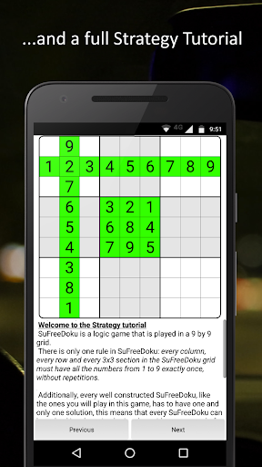 SuFreeDoku 1.041 screenshots 5