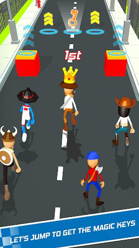 Hyper Jump 3D - Epic Run New Running Games 2021 screenshots 9