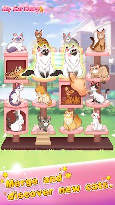 My cat diary - dress up anime princess gamesのおすすめ画像1