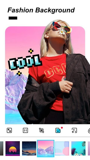 Square Blur- Blur Image Background Music Video Cut  Screenshots 6