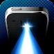 懐中電灯 + 時計 (フラッシュライト) - Androidアプリ
