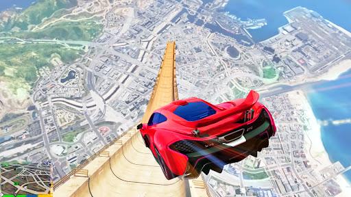Grand Mega Ramps Stunt Race  screenshots 1