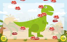 恐竜のパズル無料ゲーム - 子供のためのジグソーパズルのおすすめ画像4