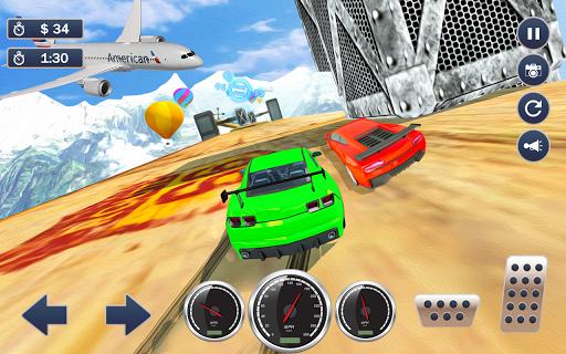 Mega Ramp Car Simulator u2013 Impossible 3D Car Stunts 5.2 Screenshots 7