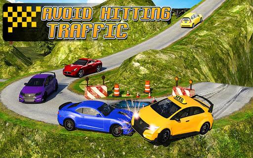 Taxi Driver 3D : Hill Station  screenshots 10