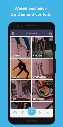 Your Wellbeing Active App screenshot 4