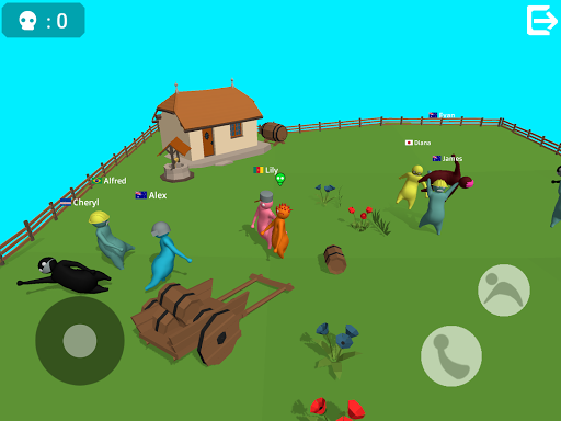 Noodleman.io - Fight Party Games  Screenshots 10