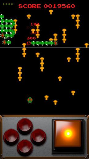 Code Triche Retro Centipede (Astuce) APK MOD screenshots 3