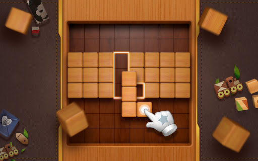 Wood Block Puzzle - 3D 3.0 screenshots 6