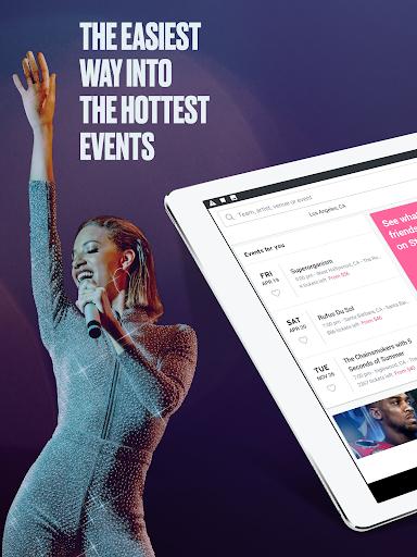 StubHub - Live Event Tickets modavailable screenshots 8