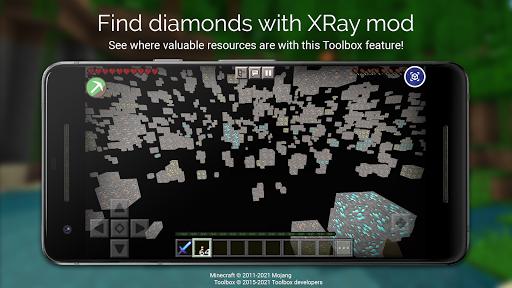 Toolbox for Minecraft: PE Apkfinish screenshots 3