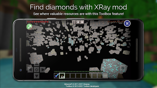 Toolbox for Minecraft: PE 5.4.18 3