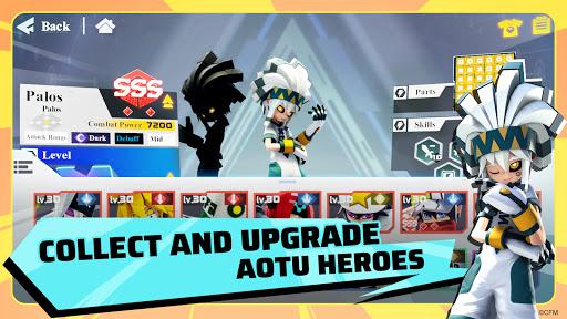 Aotu World - Hatsune Miku Crossover Event apkdebit screenshots 3