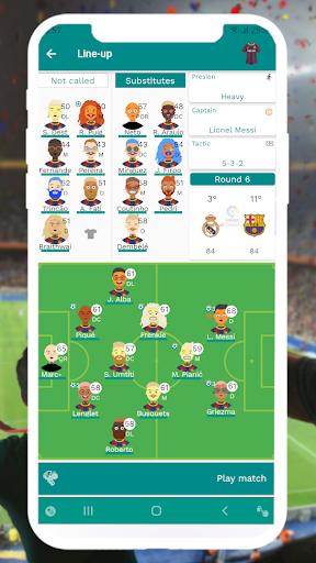 Superkickoff - Soccer manager  screenshots 3