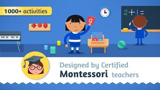 Montessori Preschool 3.6.1 Mod + Data (APK) Full 1
