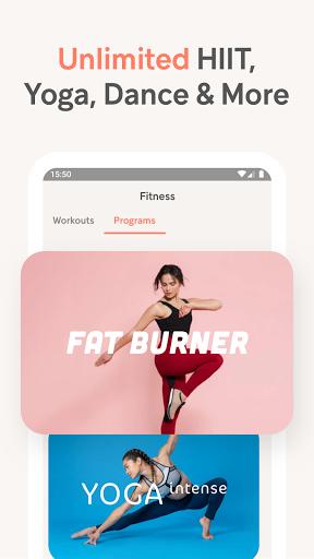 Gymondo: Fitness & Yoga  screenshots 2