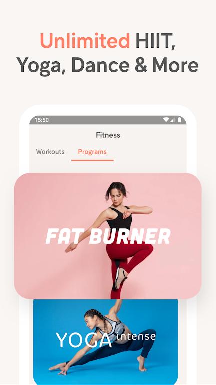 Gymondo: Fitness & Yoga. Get fit & feel happy  poster 1