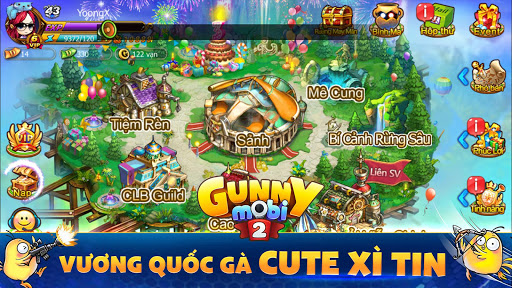 Gunny Mobi - Bu1eafn Gu00e0 Teen & Cute 4.1.0.0 screenshots 6