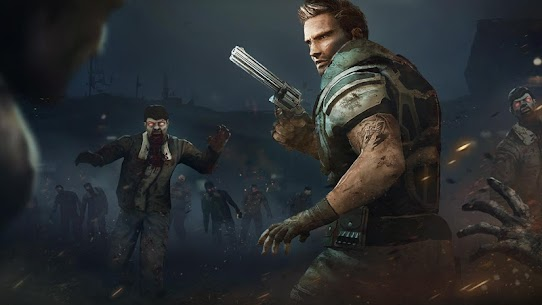 DEAD TARGET: Zombie Offline MOD APK 4.59 4