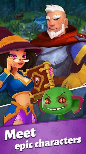 Merge Master: Adventure Puzzle apkmartins screenshots 1