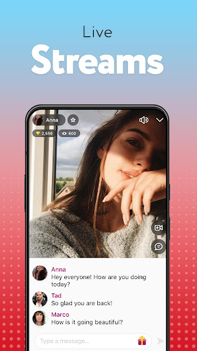 Dating.comu2122: meet new people online - chat & date screenshots 7