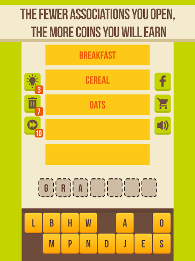 Guess the word - 5 Clues, word games for free 2.8.1 screenshots 4