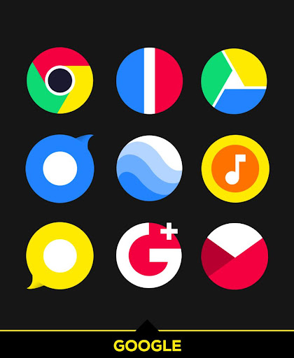 Simplicon Icon Pack  screenshots 1