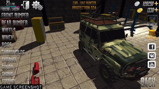 4X4 DRIVE : SUV OFF-ROAD SIMULATOR 1.8.2f1 screenshots 24