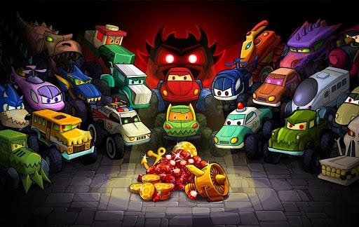 Car Eats Car Multiplayer Race 1.0.6 screenshots 8