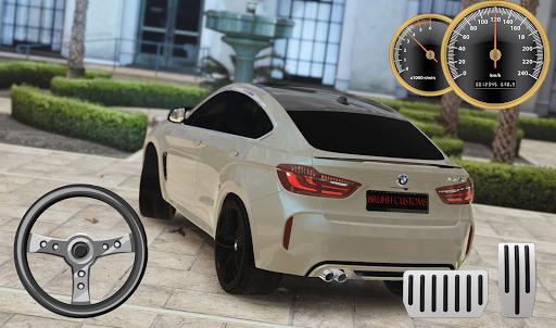 Drive BMW X6 M SUV - City & Parking android2mod screenshots 1