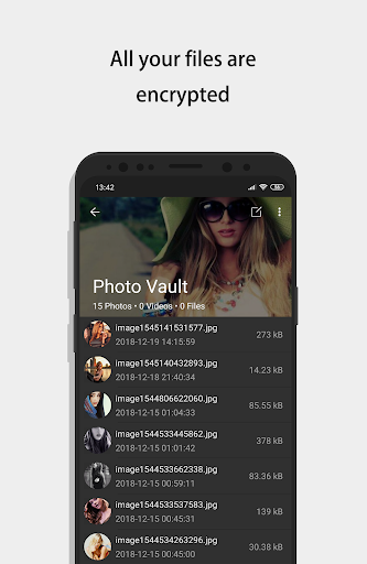 Calculator - photo vault apktram screenshots 5