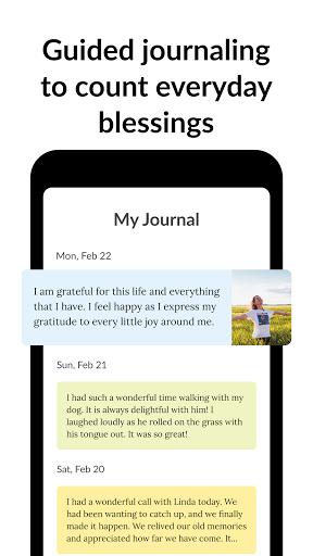 Download APK: Gratitude: Journal, Affirmations & Vision Board v5.1.8 [Pro]