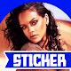 Rihanna Stickers for Whatsapp & Signal para PC Windows