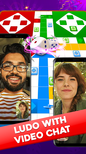Ludo Lush - Ludo Game with Video Call 1.1.1.02 screenshots 1