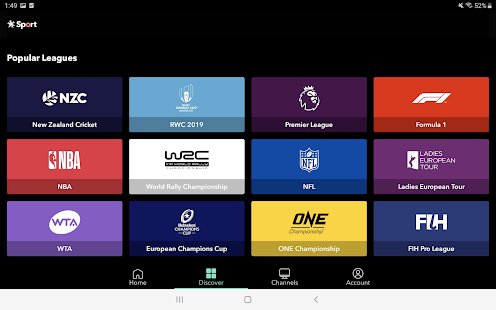Spark Sport 1.5.5 Screenshots 7