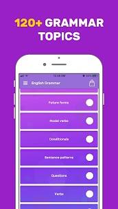 Learn English Grammar v1.3.0 MOD APK (Unlocked) 1