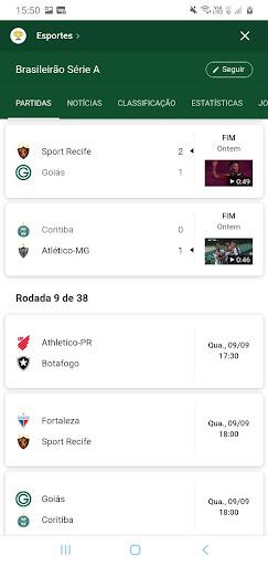 Foto do Tabela Do Brasileirão 2020