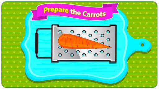 Baking Carrot Cupcakes - Coking Game screenshots 12