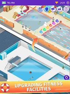 Idle GYM Sports – Fitness Workout Simulator Mod Apk (Unlimited Money) 10