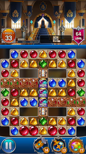 Jewel Royal Castle: Match3 puzzle 1.9.0 screenshots 8