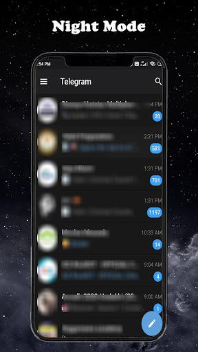 Dark Mode for Whatapp modavailable screenshots 6