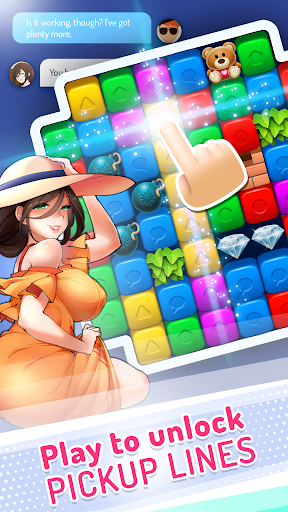 Eroblast: Waifu Dating Sim android2mod screenshots 19