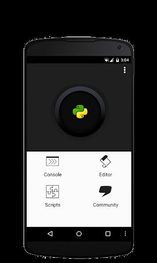 QPython 3L - Python for Android 3.0.0 Screenshots 1