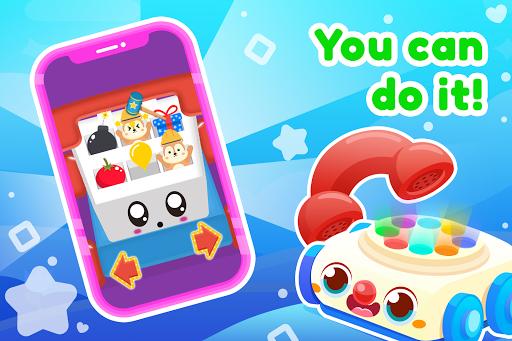 Baby Carphone Toy Kids game | games for kids  screenshots 8